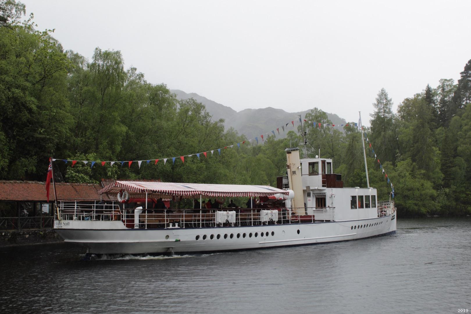 Summer Outing to Loch Katrine